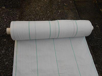 2 10 m breites b ndchengewebe wei 110 g m gartenfolie vlies unkrautschutz ebay. Black Bedroom Furniture Sets. Home Design Ideas
